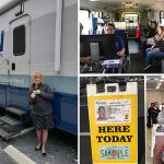Florida Licensing on Wheels, a Huge Success on East Campus
