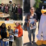 Penguin Awareness Day Celebrated on East Campus