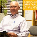 Featured Colleague: Exposure to Different Cultures Defines Ed Frame's Life