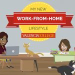 Celebrating Working From Home With Photos From Valencia Colleagues