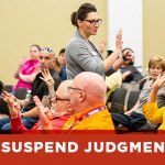 PJI Principle 7: Suspend Judgment