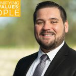 Featured Colleague: As Brandon Rosado Searched for a Career, He Found the Answer Right Under His Feet