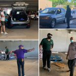 Downtown Campus Volunteers Deliver Food in Parramore