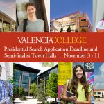 Presidential Search Update: Application Deadline and Semi-finalist Town Halls