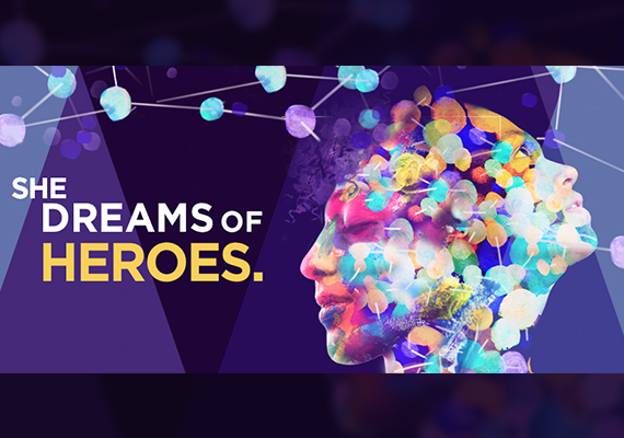 Valencia Presents its First Online Theater Production: 'She Dreams of Heroes'