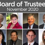 Board of Trustees Holds Special Meeting to Select Finalists for College President