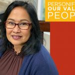 Featured Colleague: For Marcey Camacho, Valencia Provided an Anchor and a Source of Pride