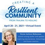 Join PJI for the Third Annual Creating a Resilient Community: From Trauma to Healing Conference