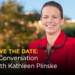 Save the Date: A Conversation With Kathleen Plinske