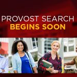 Search for Five Provosts Begins Soon